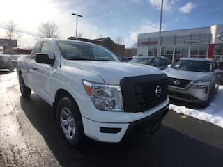 New 2021 Nissan Titan S Truck King Cab Yorkville NY