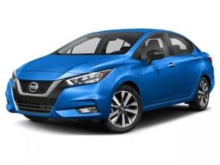 New 2021 Nissan Versa 1.6 SR Sedan Yorkville NY