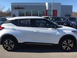 New 2020 Nissan Kicks SR SUV Yorkville, NY