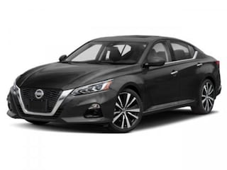 New 2021 Nissan Altima 2.5 Platinum Sedan Yorkville, NY