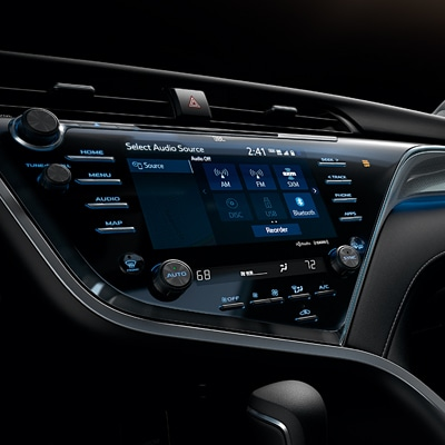 Toyota Camry Multimedia System