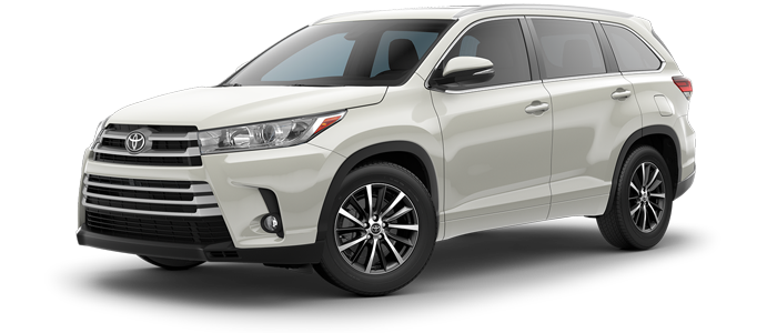 New 2018 Toyota Highlander XLE | AWD | Automatic at Carbone Toyota Bennington