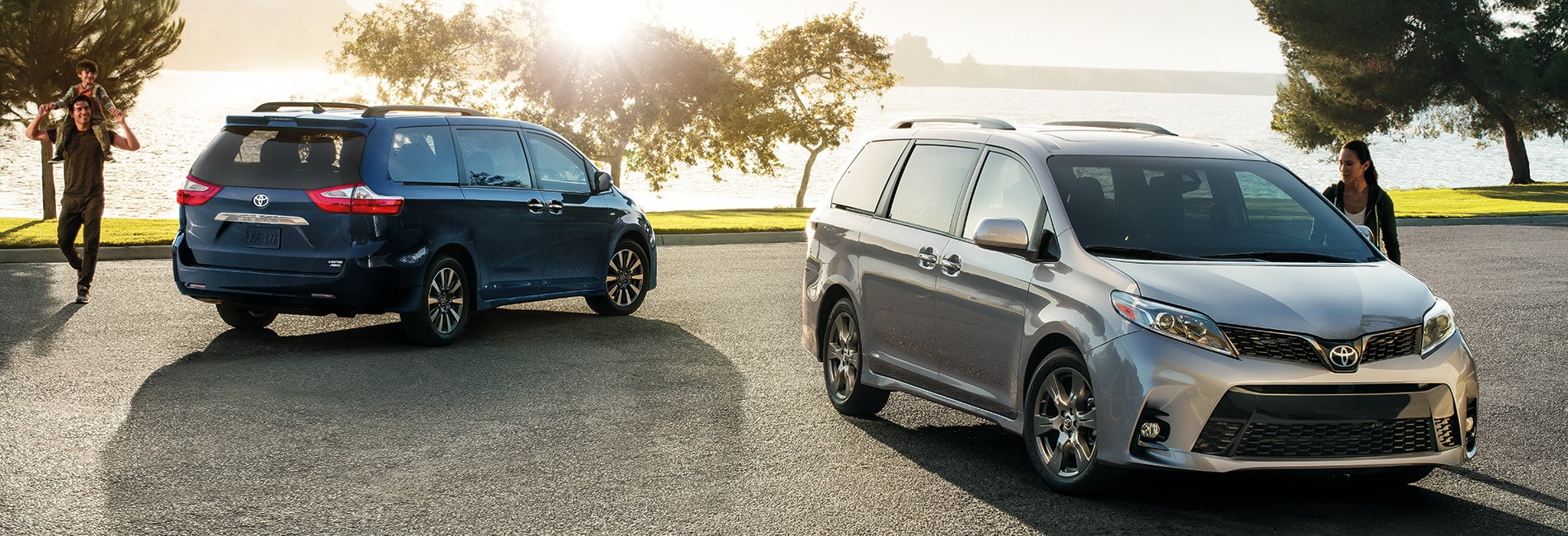 Toyota Sienna Exterior Vehicle Features