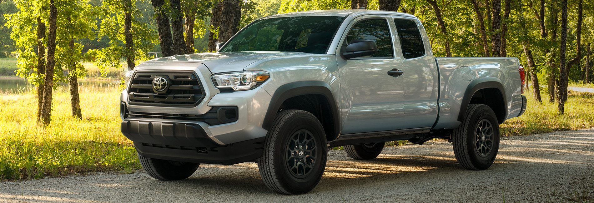 Toyota Tacoma Exterior Vehicle Features