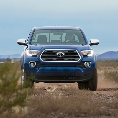 Toyota Tacoma Standard LED Headlights