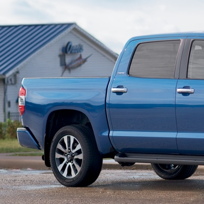 Toyota Tundra Bed Lengths