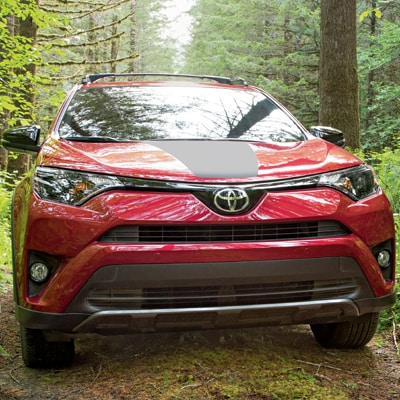 Toyota RAV4 Standard All-Wheel Drive