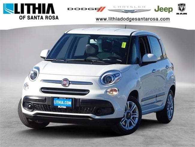 New 2019 FIAT 500L POP Hatchback Santa Rosa, CA