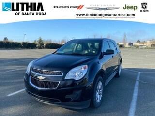 Used 2015 Chevrolet Equinox LS SUV Santa Rosa, CA