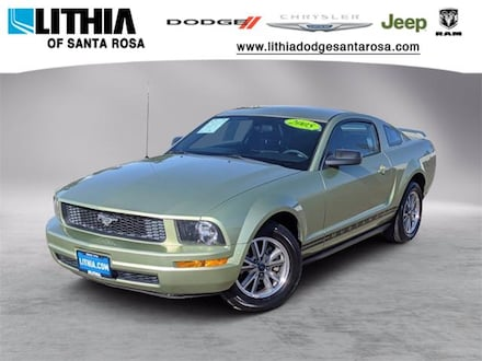 Used 2005 Ford Mustang Coupe Santa Rosa, CA