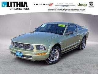 Used 2005 Ford Mustang Coupe Santa Rosa, CA