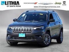 2019 Jeep Cherokee LATITUDE PLUS FWD Sport Utility Santa Rosa, CA