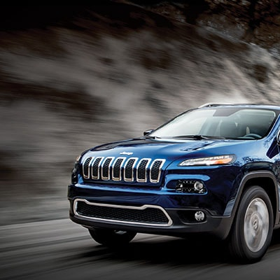 Jeep Cherokee Roof Rails