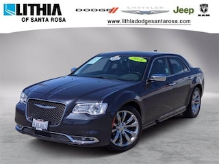 Certified Pre-Owned 2018 Chrysler 300 Limited Sedan Santa Rosa, CA