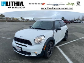 Bargain 2012 MINI Cooper S Countryman ALL4 SUV For Sale in Santa Rosa