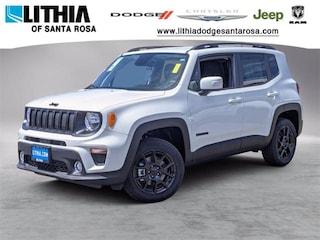New Jeep 2020 Jeep Renegade ALTITUDE 4X4 Sport Utility for sale in Santa Rosa, CA