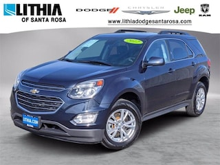 Used 2017 Chevrolet Equinox LT SUV Santa Rosa, CA