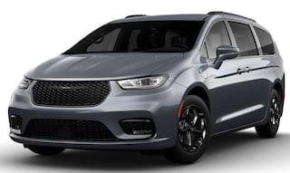 2021 Chrysler Pacifica Hybrid LIMITED Passenger Van