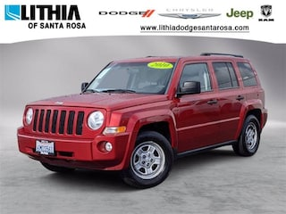 Bargain 2010 Jeep Patriot Sport SUV For Sale in Santa Rosa