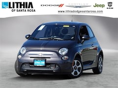 2019 FIAT 500e (Available Only in CA and OR) Hatchback Santa Rosa, CA