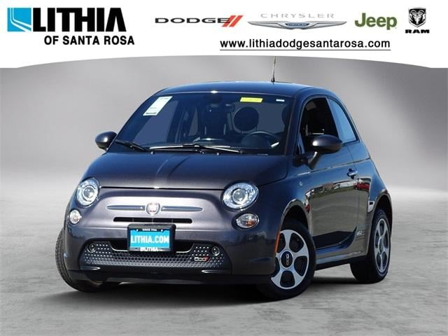 New Fiat Models For Sale In Santa Rosa Ca Fiat 500 500e