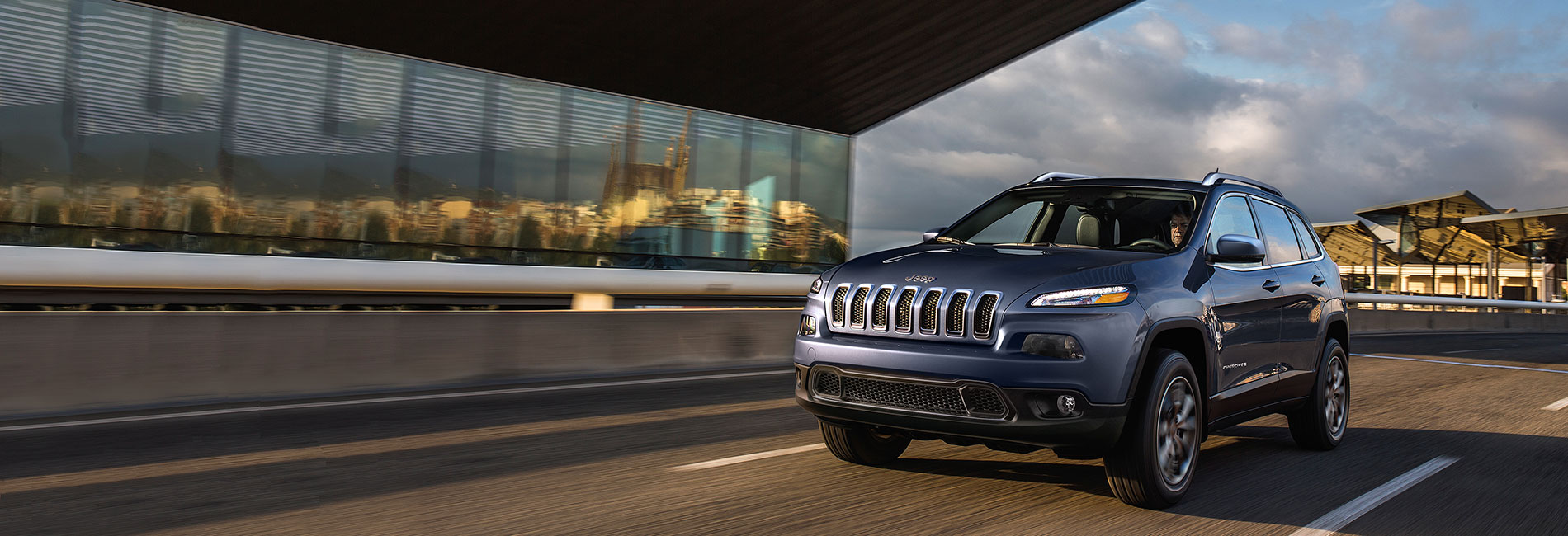 Jeep Cherokee Exterior Vehicle Features