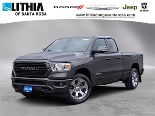 New 2021 Ram 1500 BIG HORN QUAD CAB 4X4 6'4 BOX Quad Cab Santa Rosa, CA