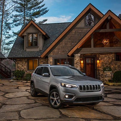 Jeep Cherokee STARLINK™