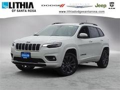 2019 Jeep Cherokee HIGH ALTITUDE 4X4 Sport Utility Santa Rosa, CA
