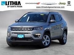 2019 Jeep Compass LATITUDE FWD Sport Utility Santa Rosa, CA