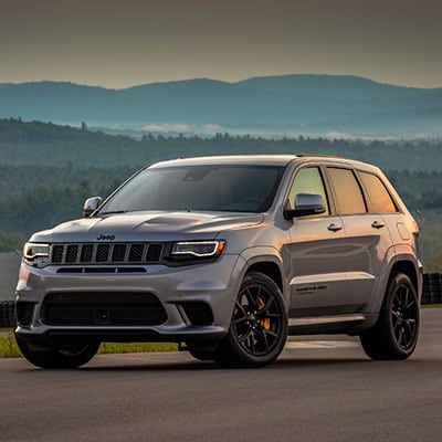 Jeep Grand Cherokee X-MODE®