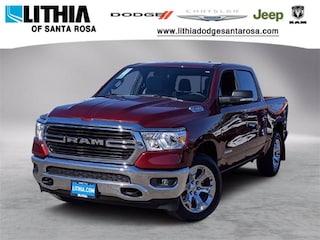 New Ram Trucks 2021 Ram 1500 BIG HORN CREW CAB 4X4 5'7 BOX Crew Cab for sale Santa Rosa, CA