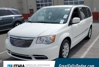 Used 2013 Chrysler Town & Country Touring Van LWB Passenger Van Great Falls, MT