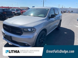 Certified Pre-Owned 2018 Dodge Durango GT SUV Great Falls, MT