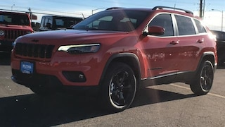 New Jeep Cherokee  2021 Jeep Cherokee ALTITUDE 4X4 Sport Utility For Sale in Great Falls MT