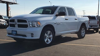 New RAM 1500 2020 Ram 1500 Classic EXPRESS CREW CAB 4X4 5'7 BOX Crew Cab For Sale in Great Falls MT