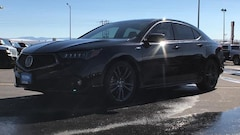 Used 2019 Acura TLX 2.4L Tech & A-Spec Pkgs Sedan Great Falls, MT