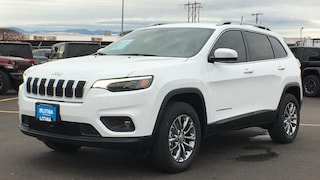 New Jeep Cherokee  2021 Jeep Cherokee LATITUDE PLUS 4X4 Sport Utility For Sale in Great Falls MT