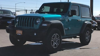Certified Pre-Owned 2020 Jeep Wrangler Sport SUV Great Falls, MT