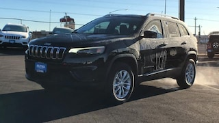 New Jeep Cherokee  2021 Jeep Cherokee LATITUDE 4X4 Sport Utility For Sale in Great Falls MT