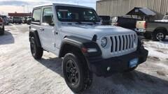 2018 Jeep Wrangler SPORT 4X4 Sport Utility Great Falls, MT