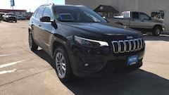 New Jeep Cherokee  2019 Jeep Cherokee LATITUDE PLUS 4X4 Sport Utility For Sale in Great Falls MT