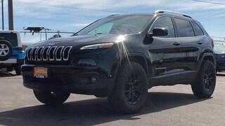 Used 2017 Jeep Cherokee Latitude 4x4 SUV Great Falls, MT