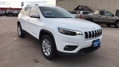 New Jeep Cherokee  2019 Jeep Cherokee LATITUDE 4X4 Sport Utility For Sale in Great Falls MT