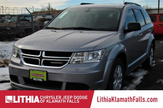 New 2018 Dodge Journey SE Sport Utility Klamath Falls, OR