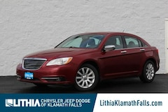 Bargain Used 2013 Chrysler 200 Limited Sedan Klamath Falls, OR