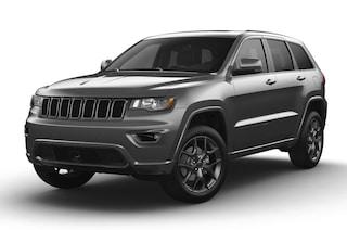 New 2021 Jeep Grand Cherokee 80TH ANNIVERSARY 4X4 Sport Utility Klamath Falls, OR