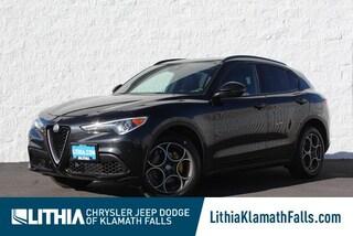 Used 2018 Alfa Romeo Stelvio Ti SUV Klamath Falls, OR