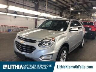 Used 2017 Chevrolet Equinox LT w/1LT SUV Klamath Falls, OR
