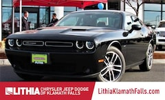 New 2018 Dodge Challenger GT ALL-WHEEL DRIVE Coupe Klamath Falls, OR